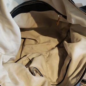 miss gusttas Bags - Black and gold shoulder bag